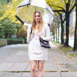 Heather Grey Dynamite Dress